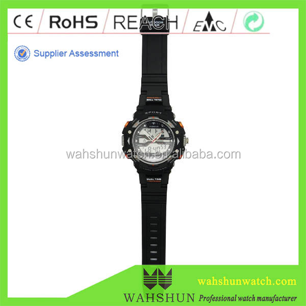 Manufacturer Supplier new design cheap digital watches for men with Rohs