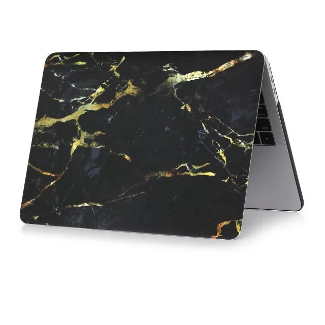 wholesale factory price best marble radiation-proof laptop case for apple new pro 13 multi-Touch Bar A1706 A1708