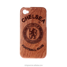 Chelsea Wood Phone Case for iPhone 6 6Plus Back Covers