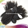 Top quality wholesale virgin mongolian kinky curly hair 4a