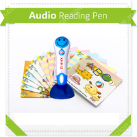 Digital book with hot sale multi language translate read pen/talking pen
