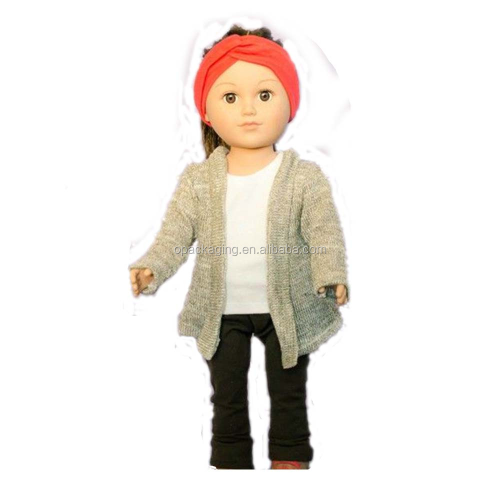 "Wholesale doll clothes 18"" American girl doll outfits for sale"