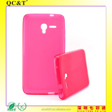 new product TPU Soft pudding Case Protective soft shell case for Alcate POP 3 5.5 OT5054 4G