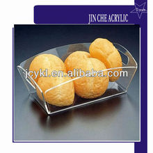 Clear Acrylic Fruit Serving Tray, Acrylic Plastic Tray