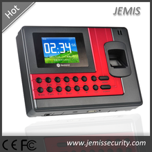 Battery TCP/IP software rfid network USB host finger print scanner for time and attendance