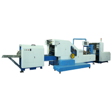 Fully-automatic Roll Feed Paper Handle Bag Machine