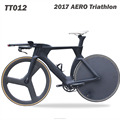 2017 new TT bike frame Hot sell Carbon Bike Frame High quality Carbon Time Trial Bicycle Frame