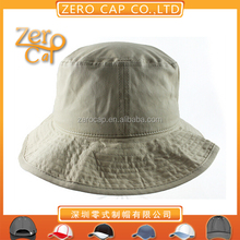 Wholesale polo cotton bucket hat with big brim