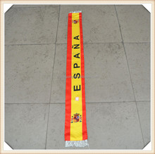 Spain nation fan Cheerleading lift football game event Scarf