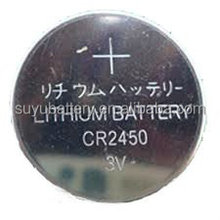 High temperature TPMS CR2450HT button cell battery tpms sensor