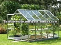 Backyard Walk-in Garden Greenhouse easy to assemble