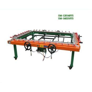 Stretcher Machine for silk screen plate