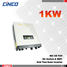 1000w grid tie inverters / omnik on-grid frequency power inverter/converter for house