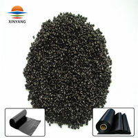 No dust stains and bands agriculture blown film ldpe black masterbatch 20%-50% carbon black