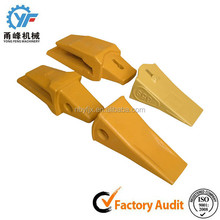 selling well bucket tooth and adapters for excavator with resistance