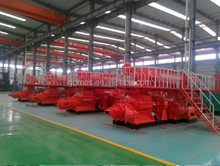 Automatic clay brick manufacturing plant/machine