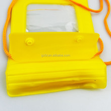 Newest carrying Customized waterproof bag for iphone4s