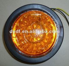High Quality Truck Led Tail Light/Trailer Circular Round Led Work Light/Auto Led Light