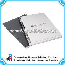 Factory price custom paper A4 notebook