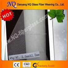 2015 Hot sale 125g 4*4mm White Fiberglass Mesh Cloth For Construction
