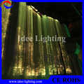LED fiber optic curtain wall light for home hotel restaurant decoration