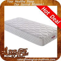 single size compress roll rebounder foam mattresses