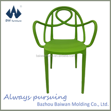 Hot sale plastic garden chair for outside