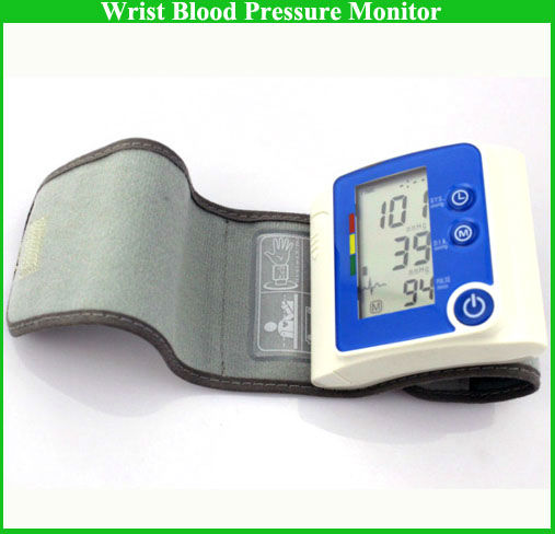 Personal use 199 groups popular blood pressure monitor wrist type