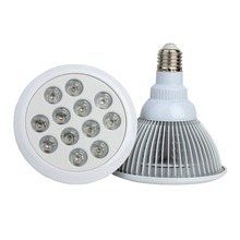 Good quality greenhouse led grow light 12w 24w e27 led plant lighting for vegetable plant growth