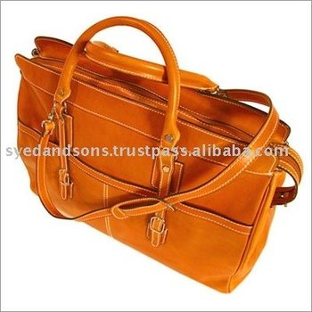 Duffle Leather  Bags 1714