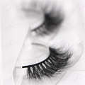 New Arrival premium 100% handmade false eyelash extensions 3d real mink fur eyelashes