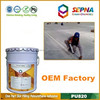 Factory direct sale one component self leveling airport runway horizontal joints Polyurethane Sealant
