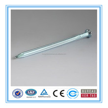 Wholesale factory directly 29mm sales electro galvanized hard steel Masonry Concrete Nails