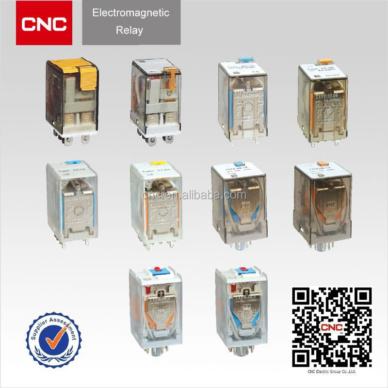 safe and reliable hot sales China top 500 Enterprise CNC 60.13 dc under voltage eletromagnetic relay