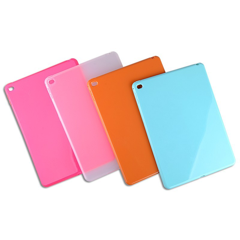 Wholesale custom color TPU case for ipad air 2 soft cover