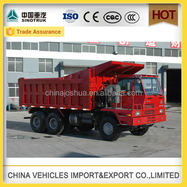 hot sale diesel sino tipper 20 , 16 cubic dump truck price for mine