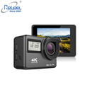 Hot Selling Allwinner V3 Chipset dual display Waterproof 4K Ultra HD WiFi action camera