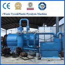Waste plastic bottle machine price for making oil with CE, ISO certificate