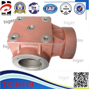 HT250 iron casting Ductile Iron casting gray iron casting