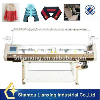 Sock Flat Knitting Machine For Sale Multi Gauge Knitting Machine