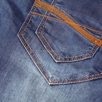 100% cotton flame retardant denim fabric for work jean