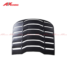car rear window louvers for Ford Mustang 2015-on