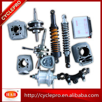Professional manufacturer customized chinese motorcycle parts china