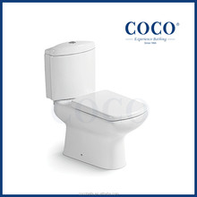 COCO 8312 square two-piece toilet two piece closet