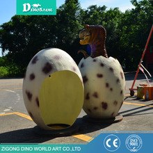 Kids Park Cute Prehistoric Eggs Dinosaur Model