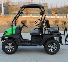 4 Passenger gasoline golf cart for sale,with rear back seats ,gas powered golf cart for sale