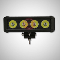 40w cree led light bar waterproof IP67 led off road, 40w light off road
