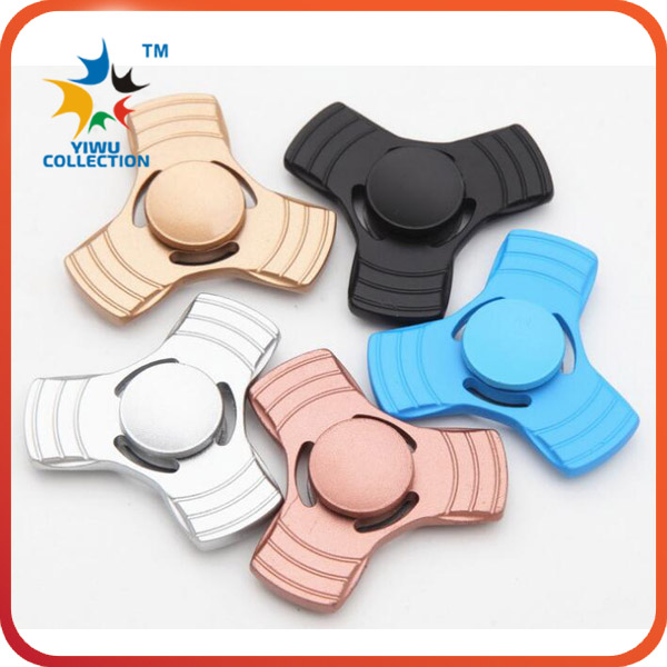 Fashion colorful fidget spinner toys hand spinner relieve stress