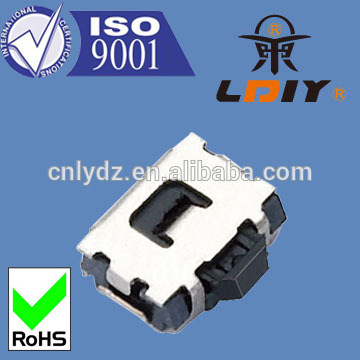 RUBBER TACT SWITCH SIDE PUSH BUTTON SWITCH FOR PCB REMOTE CONTROL SWITCH LY-<strong>A03</strong>-03A