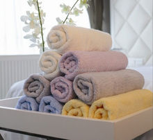 China Supplier 100% Organic Cotton Solid Color Dobby Towel, Bath Towel, Towel Sets